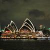 2019-04-01_1504_Sydney Opera House.JPG<br /> <br /> Sydney's iconic Opera House lit up.