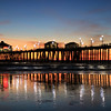 2020-12-30_HB Pier Sunset_63.JPG <br /> Low tide reflections at their finest!