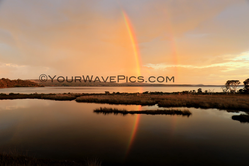 2020-03-15_784_Albany_Oyster Harbour Rainbow.JPG<br /> <br /> I had to jump out of the car on a bridge and stand in the middle of the road to get this shot!