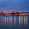 2020-12-13_HB Pier Sunset_9.JPG<br /> <br /> Love this time of year when the pier has it's extra sparkly snowflake lights!