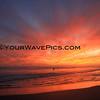 River Jetties Sunset - 10-6-12
