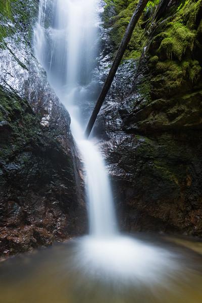 Burnett Falls