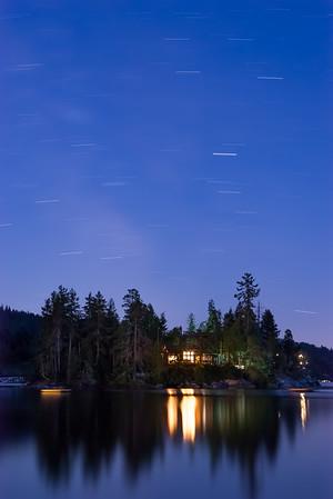 Stars Over Island