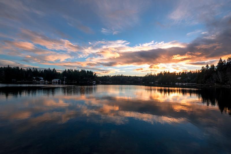 Bargain Bay Sunset