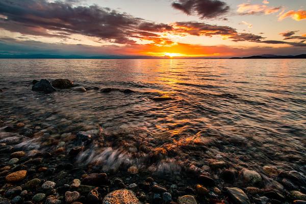 Sunshine Coast Sunset