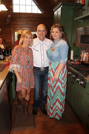 Debbie Garrison, Jarrod Reeves, Tiffany Baird