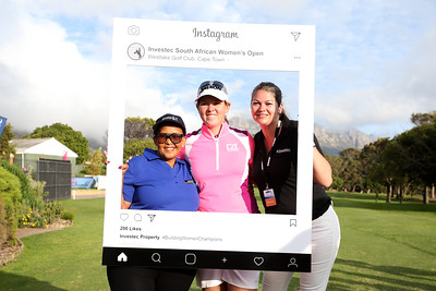 Investec South African Women's Open: Day 1