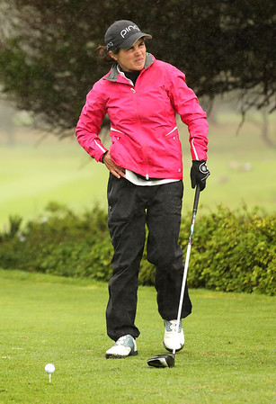 Maria Hernandez during round three of the 2021 Investec South African Women's Open at Westlake Golf Club in Cape Town, South Africa.   Image by: Petri Oeschger