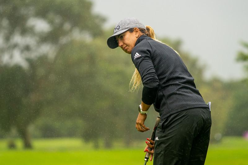 Round 3 of the Investec SA Women's Open at Westlake Golf Club. Credit Shannon Naidoo, Social Media Credit: @golfshan17