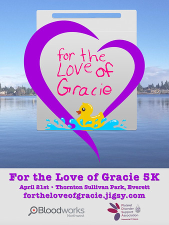 For the Love of Gracie 5K 2018