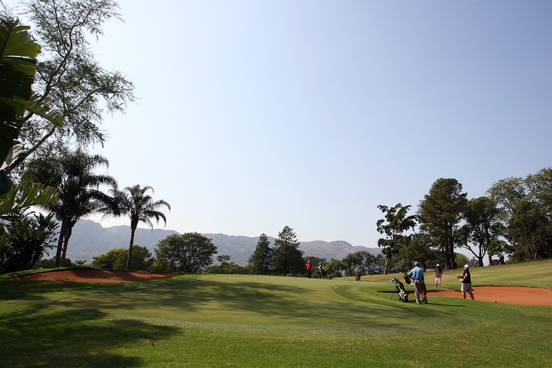 Investec Royal Swazi Open: Day 1