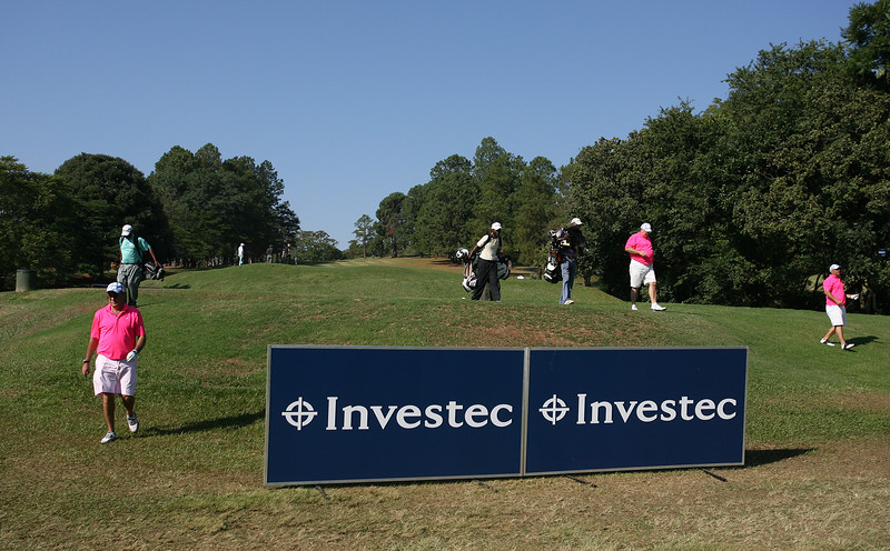 Investec Royal Swazi Open: Day 2