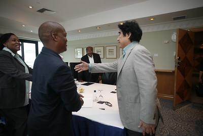 DR. HANDA MEETS WITH JACOB ZUMA FOUNDATION!