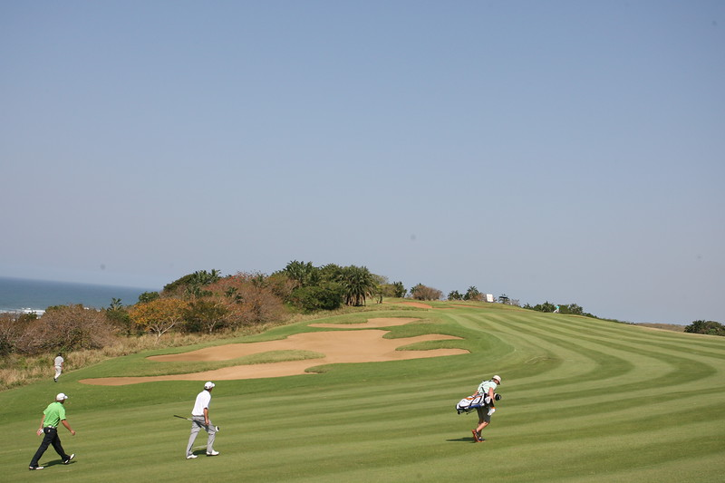 Wild Waves Golf Challenge: Day 1