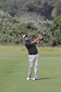 EAST LONDON, SOUTH AFRICA - JANUARY 06, Sam Walker during day 2 of the Africa Open at East London Golf Club on January 06, 2012 on East London, South Africa Photo by Carl Fourie