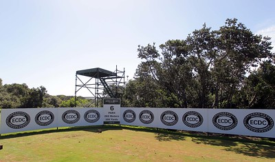 Golf - 120104 - Africa Open Golf Challenge, East London Golf Club - South Africa