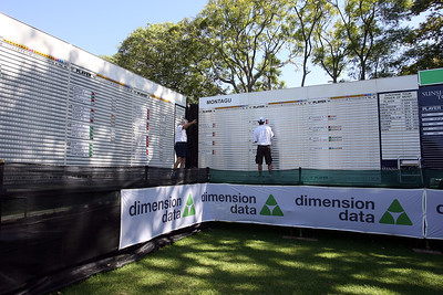 Dimension Data Pro-Am: Day 4