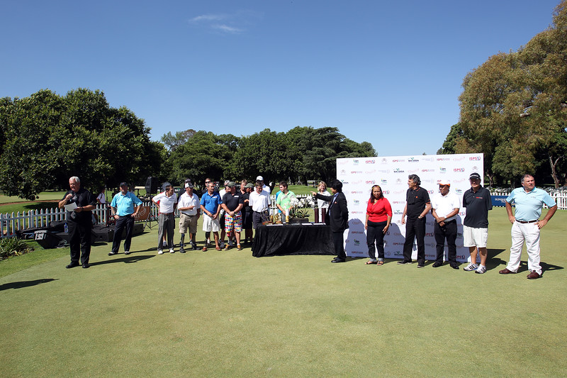ISPS Handa Match Play Championship: Day 6