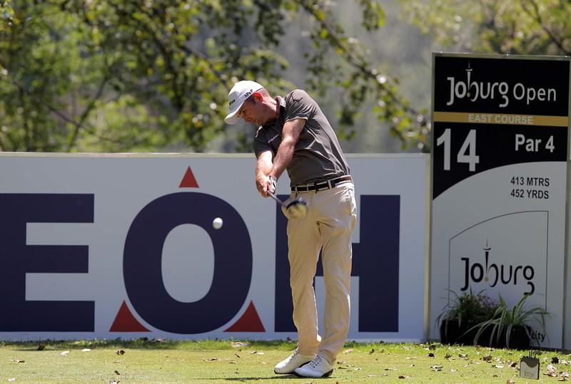 Joburg Open: Day 1