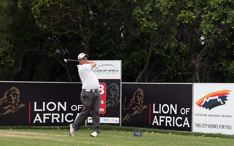Lion of Africa Cape Town Open Royal: Day 4 in Cape Town, South Africa