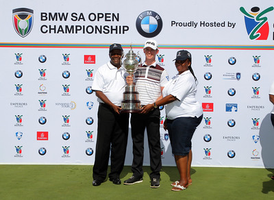 2016 BMW SA Open: Day 4