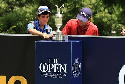 Joburg Open - The Open Qualifying