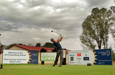 2015  Sunshine Tour Q School: Final Round