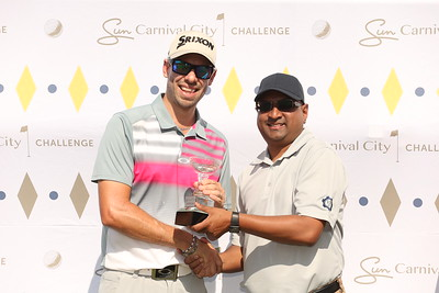2016 Sun Carnival City Challenge: Day 3