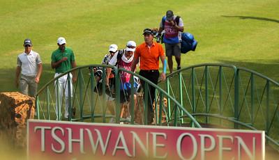 2016 Tshwane Open: Day 2