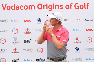 Vodacom Origins of Golf : Day 3
