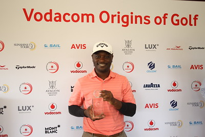 2016 Vodacom Origins of Golf Tour: Day 3