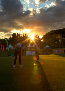 2016 Golden Pilsener Zimbabwe Open: Day 1
