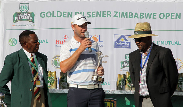 2016 Golden Pilsener Zimbabwe Open: Day 4