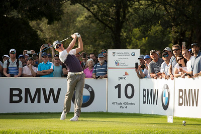 2017 BMW SA Open Championship: Round 1