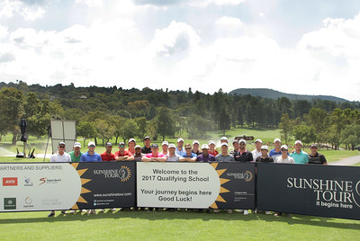 2017/2018 Sunshine Tour Qualifying School: Round 5