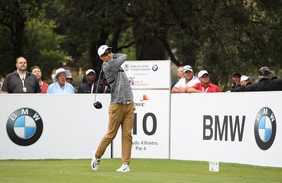 2018 BMW SA Open Championship: Day 1