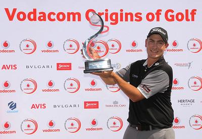 2017 Vodacom Origins of Golf Final: Day 3