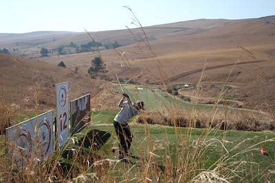 Vodacom Origins of Golf - Highland Gate: Day 1