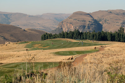 Vodacom Origins of Golf - Highland Gate: Day 2