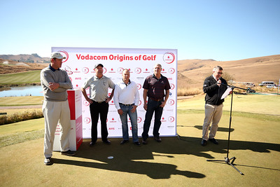 Vodacom Origins of Golf - Highland Gate: Day 3