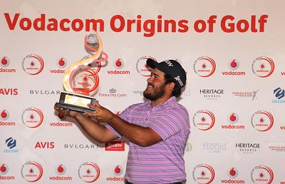 2017 Vodacom Origins of Golf Sishen: Day 3