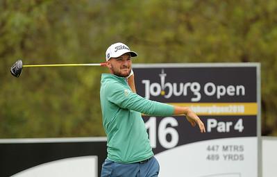 2017 Joburg Open: Day 1
