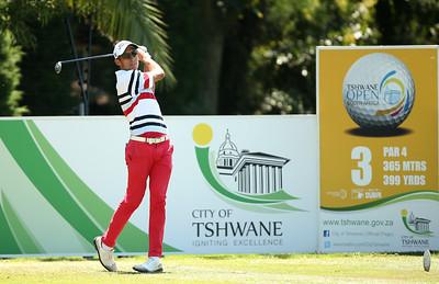 2018 Tshwane Open: Day 4