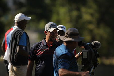 2018 Old Mutual Zimbabwe Open: Day 2