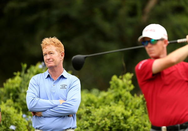 LEOPARD CREEK, SOUTH AFRICA - DECEMBER 11: Jamie Gough during the Pro-Am of the Alfred Dunhill Championship held at Leopard Creek Golf Estate on December 1, 2018 in Leopard Creek, South Africa. EDITOR'S NOTE: For free editorial use. Not available for sale. No commercial usage. (Photo by Carl Fourie/Sunshine Tour)