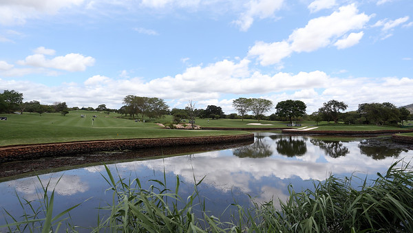 LEOPARD CREEK, SOUTH AFRICA - DECEMBER 11: GV during the Pro-Am of the Alfred Dunhill Championship held at Leopard Creek Golf Estate on December 1, 2018 in Leopard Creek, South Africa. EDITOR'S NOTE: For free editorial use. Not available for sale. No commercial usage. (Photo by Carl Fourie/Sunshine Tour)