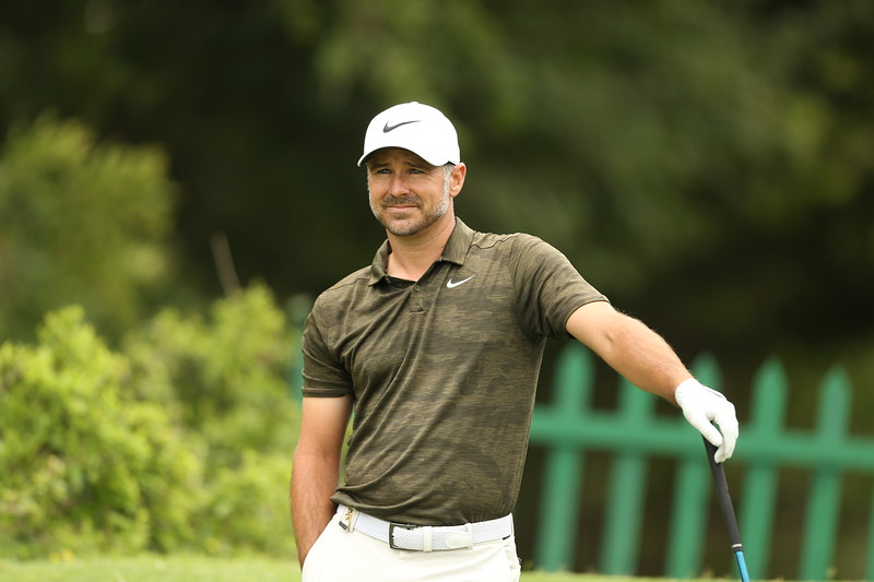LEOPARD CREEK, SOUTH AFRICA - DECEMBER 11: Trevor Immelman during the Pro-Am of the Alfred Dunhill Championship held at Leopard Creek Golf Estate on December 1, 2018 in Leopard Creek, South Africa. EDITOR'S NOTE: For free editorial use. Not available for sale. No commercial usage. (Photo by Carl Fourie/Sunshine Tour)
