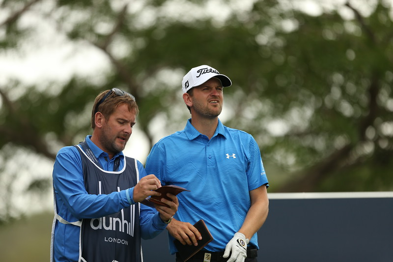 LEOPARD CREEK, SOUTH AFRICA - DECEMBER 11: Bernd Wiesberger during the Pro-Am of the Alfred Dunhill Championship held at Leopard Creek Golf Estate on December 1, 2018 in Leopard Creek, South Africa. EDITOR'S NOTE: For free editorial use. Not available for sale. No commercial usage. (Photo by Carl Fourie/Sunshine Tour)