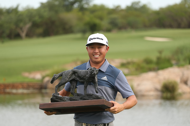 2018 Alfred Dunhill Championship: Day 4
