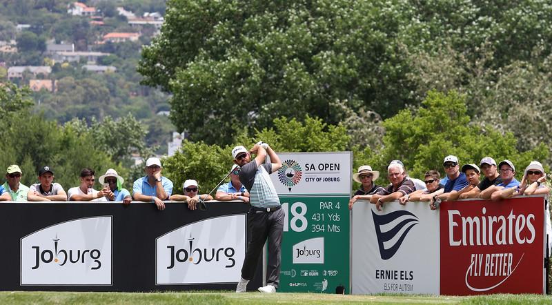 2018 SA Open: Day 1